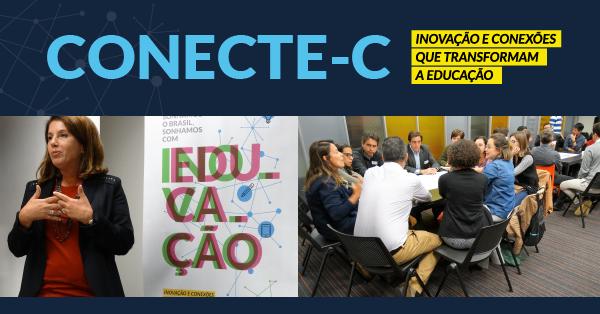 """2º CONECTE-C: """"Mercado de Edtechs no Brasil: David e Golias?"""""""