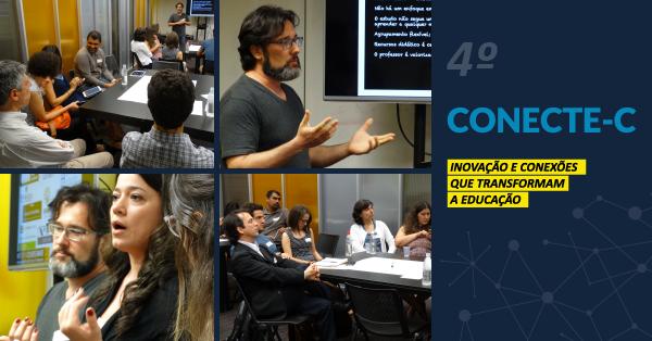 CONECTE-C 4ª EDIÇÃO: Recursos Educacionais Abertos: Quais as implicações para modelos de negócio na educação?