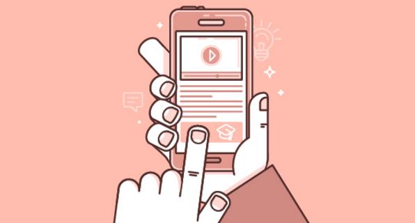 TIC Educação mostra aumento no uso da internet pelo celular para fim pedagógico