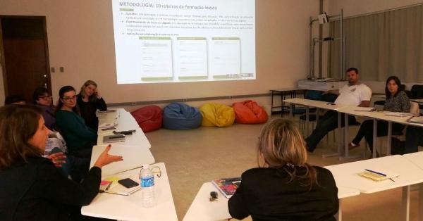 Secretaria de Educação de SC e Cieb atuam em conjunto para criar espaço de inovação