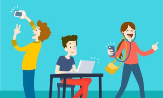 Celular avança nas escolas, mas conectividade ainda limita novas práticas