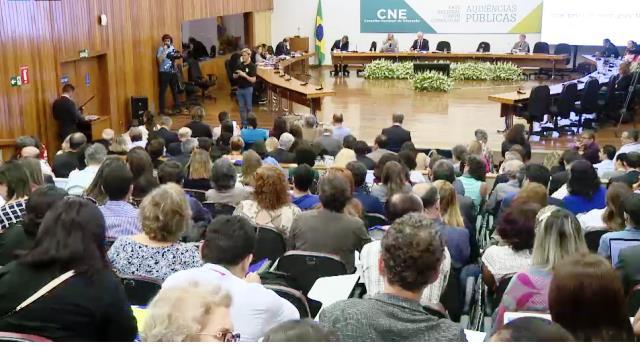 CIEB leva contribuições à 5ª Audiência Pública da BNCC