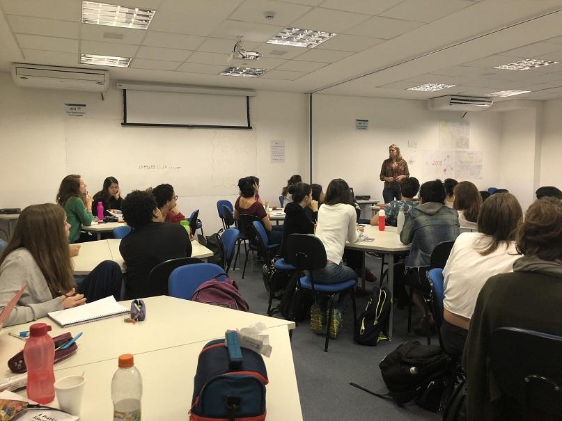 Seminário Temático sobre a Docência aborda o tema da cultura digital