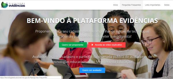 Ambiente virtual CIEB-Evidências vai se integrar ao Guia de Evidências, do MEC