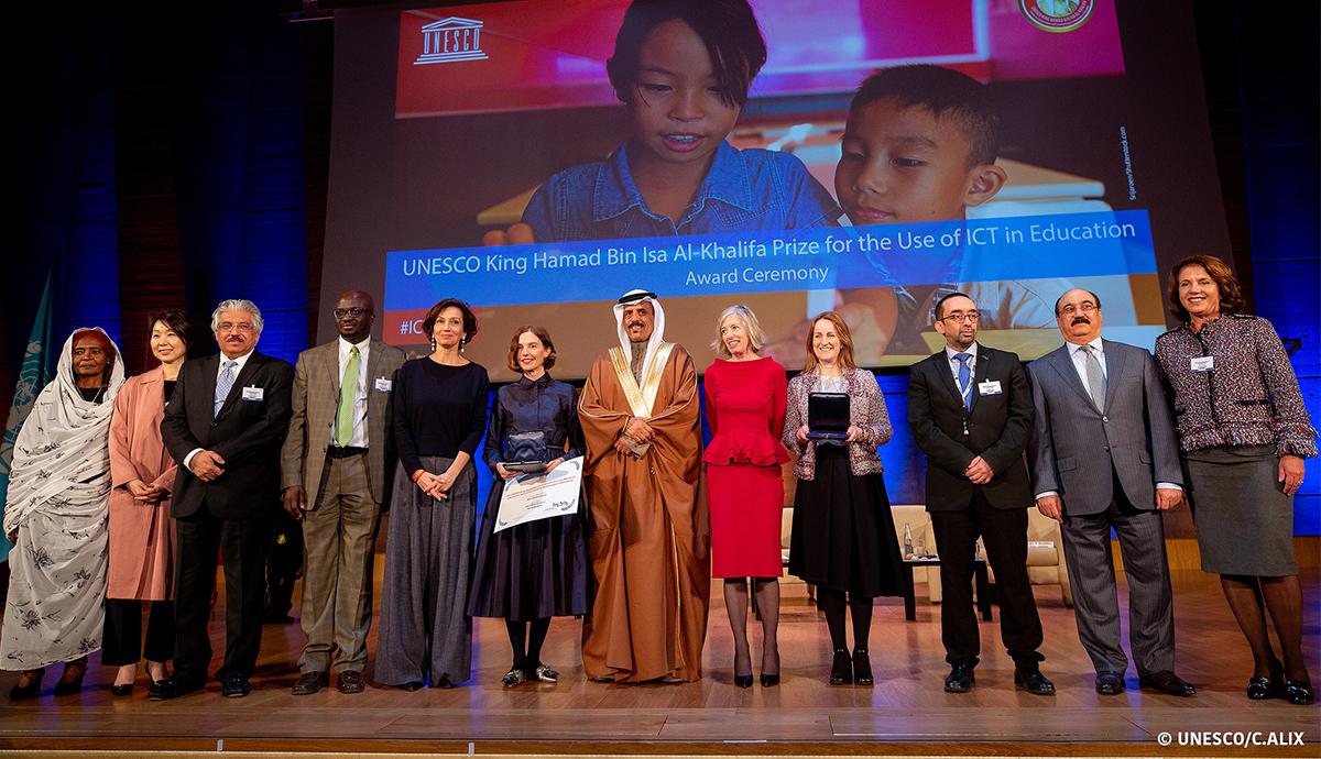 Projetos da Finlândia e da Holanda recebem prêmio Unesco para a educação