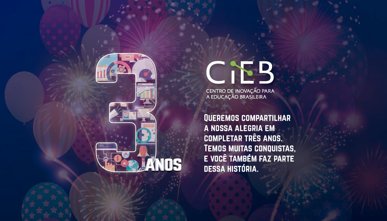 Incidência política e apoio técnico à inovação: marcas do CIEB em três anos de atuação
