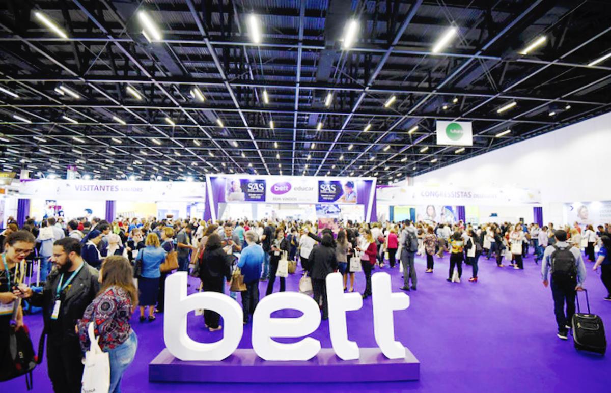 CIEB na Bett Educar: novos produtos e debate sobre inovação educacional mediada por tecnologia