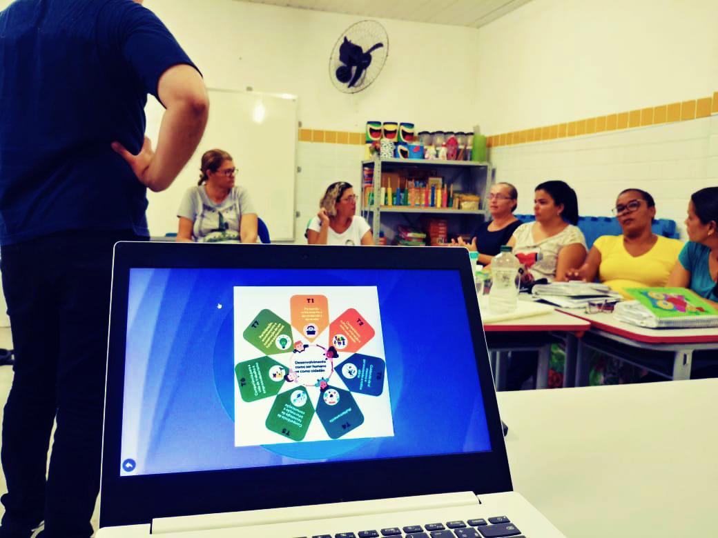 Paraíba forma professores para promoverem inovação na aprendizagem