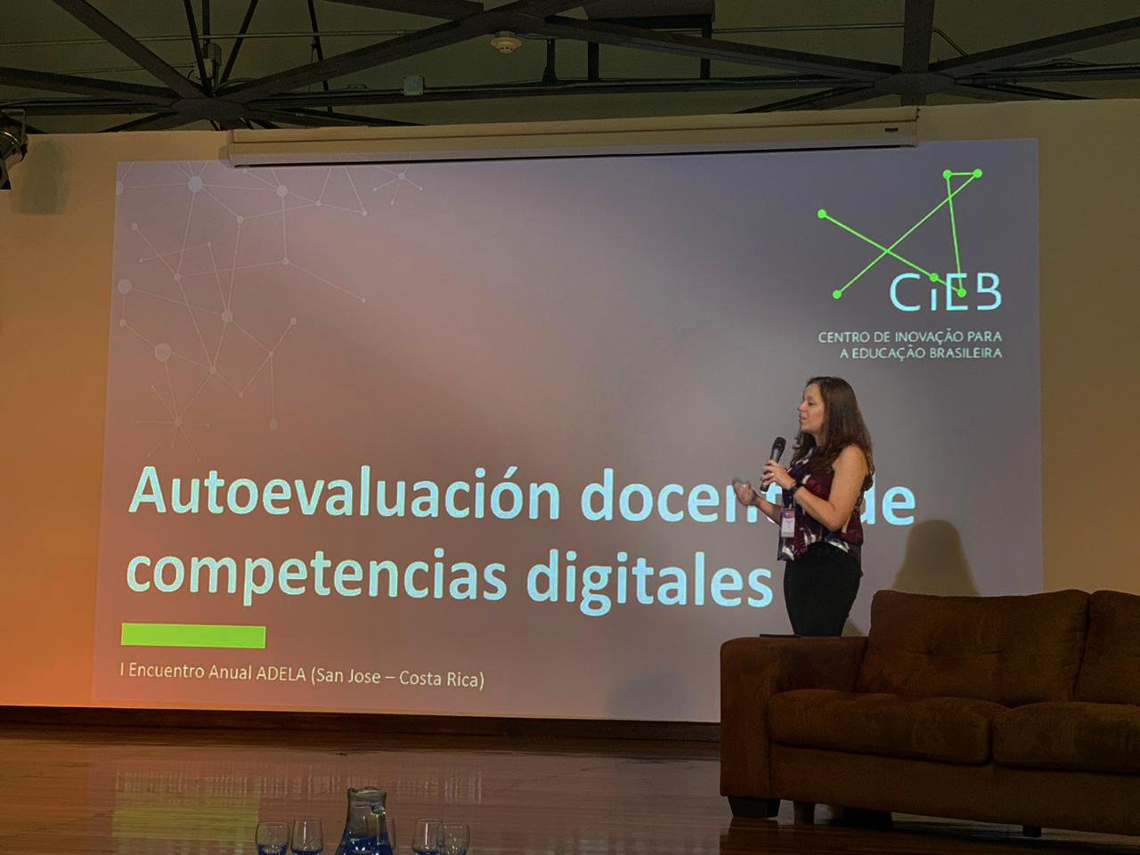CIEB participa do 1º Encontro Latino-Americano de Pesquisa em Educação e Tecnologia Digital
