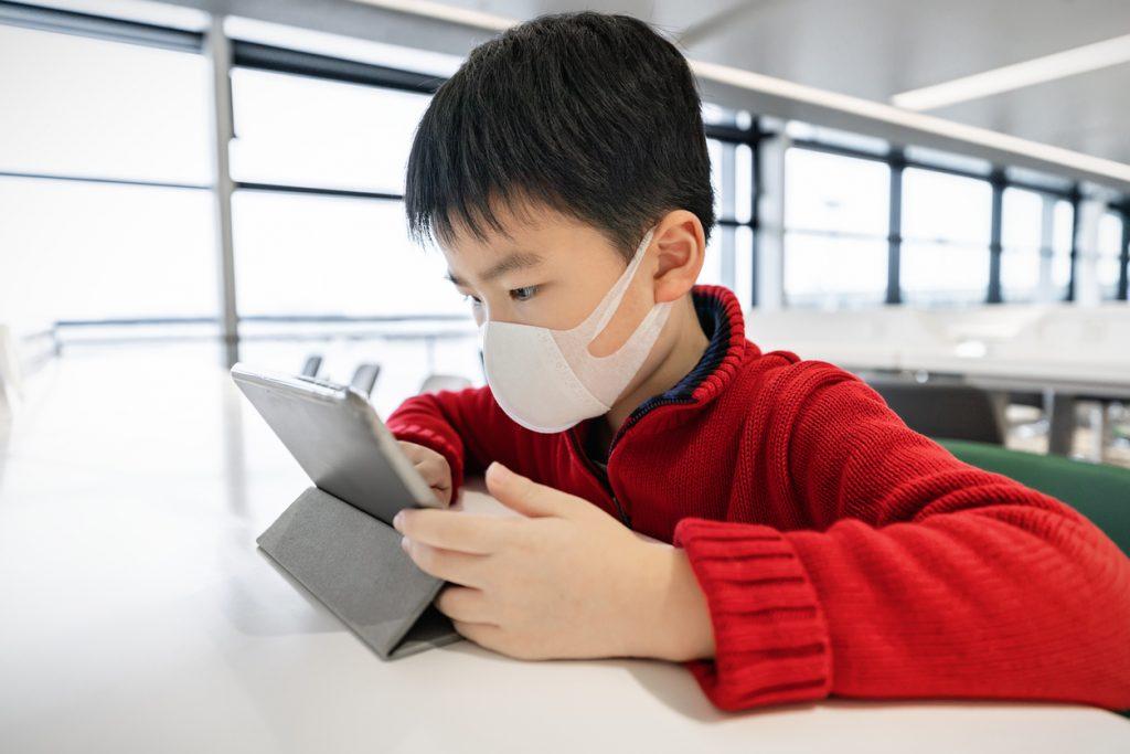 O coronavírus e a educação on-line