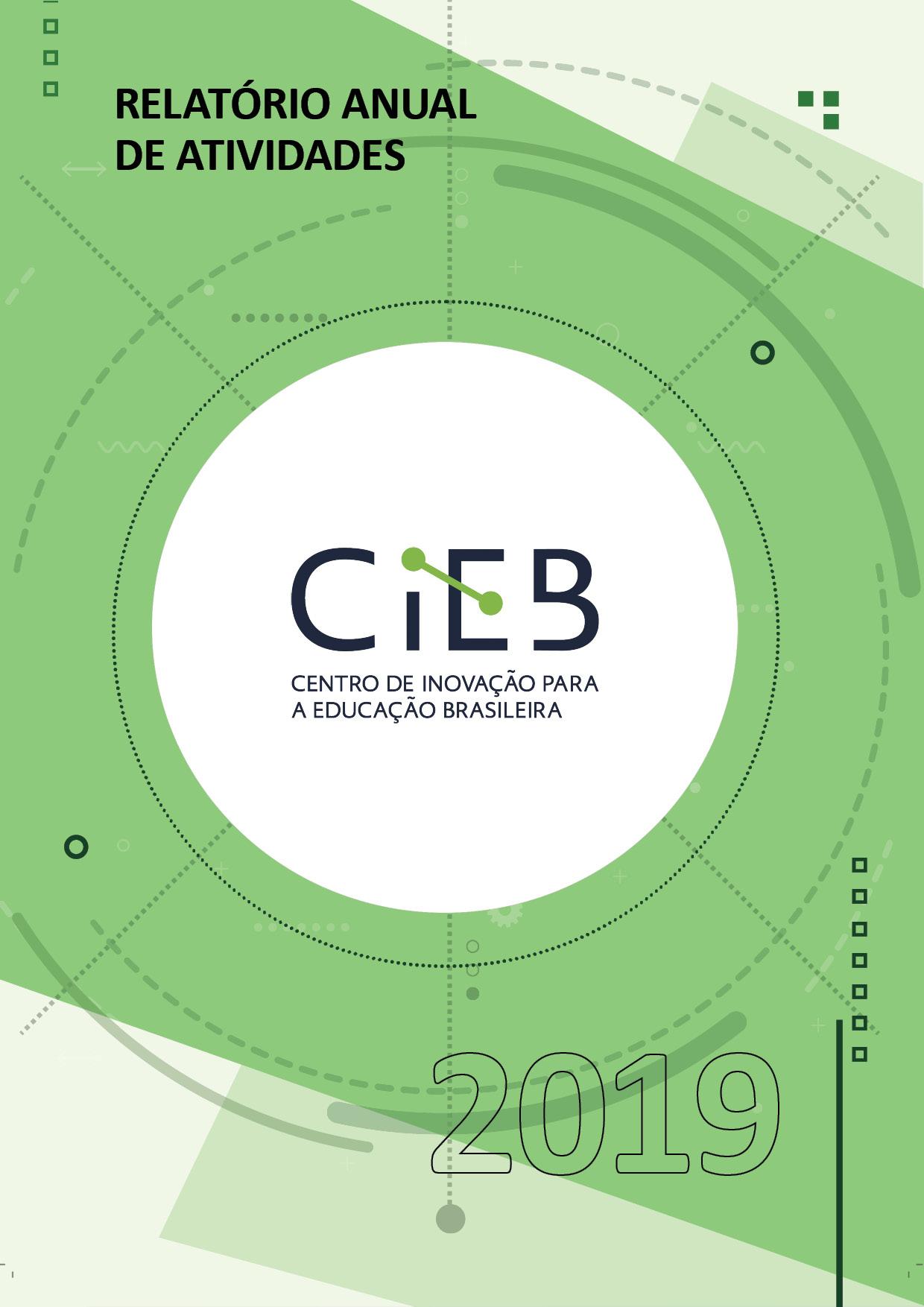 Relatório de atividades reúne conquistas do CIEB durante 2019