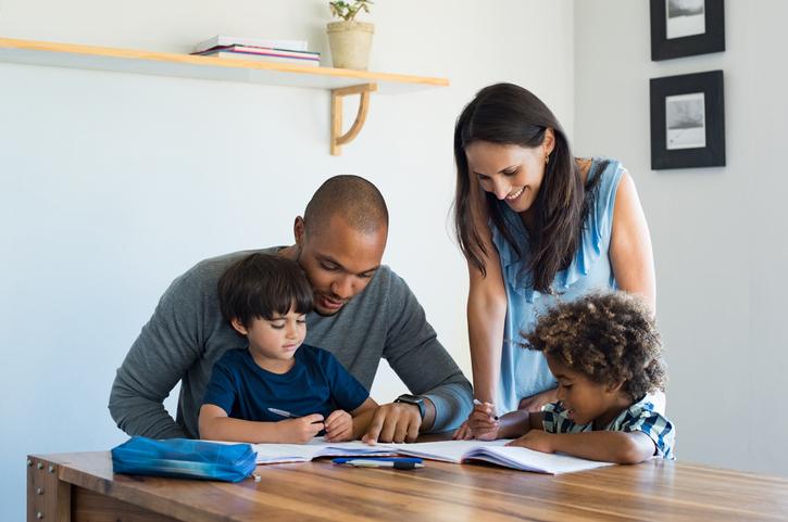 Qual o papel da família nas atividades de aprendizagem remota?
