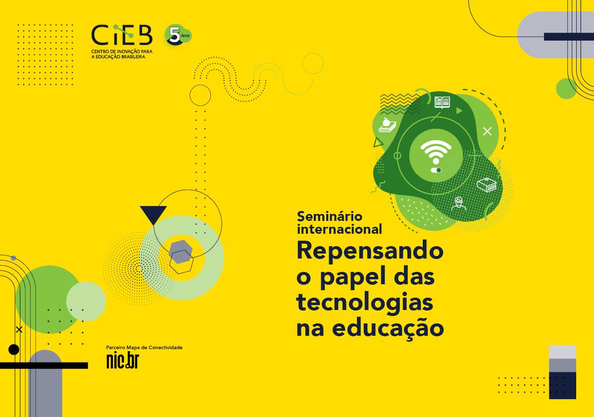 Especialistas discutem soluções para os desafios da conectividade e do uso de tecnologias na educação